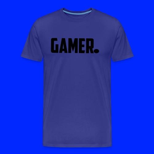 gamer. - Mannen Premium T-shirt