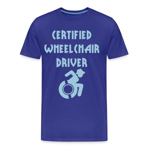 Certified6 - Men's Premium T-Shirt