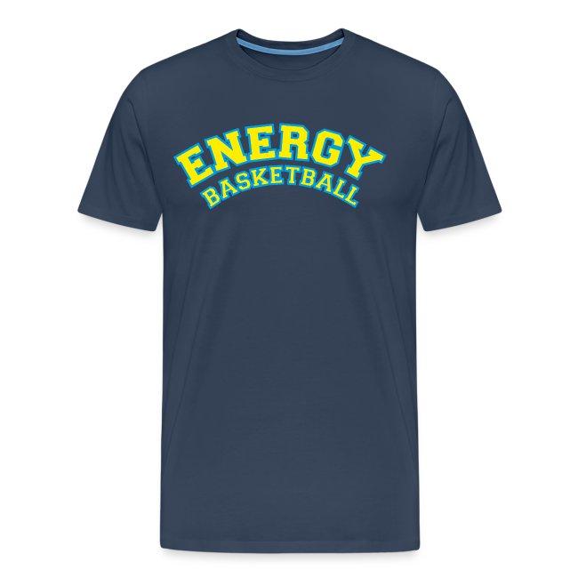 street wear logo giallo energy basketball