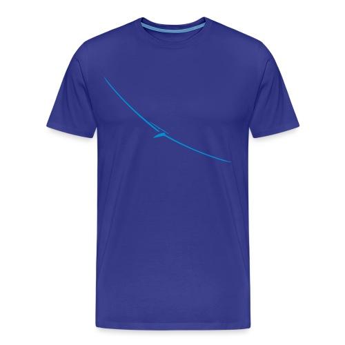 Segelflugzeug - Männer Premium T-Shirt