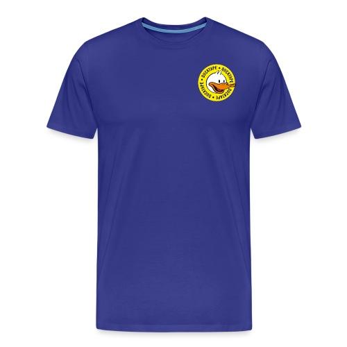 Ducktape rond - T-shirt Premium Homme