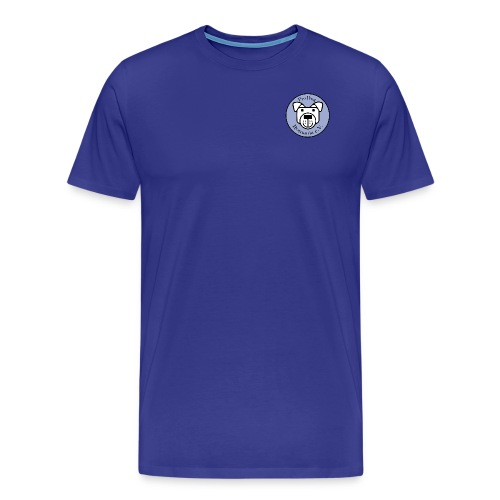 logointerlaced png - Männer Premium T-Shirt