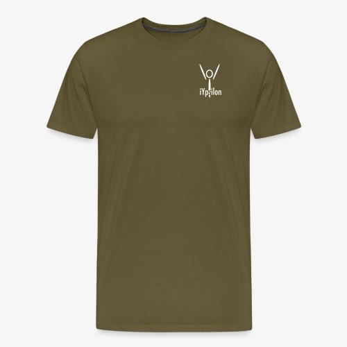 iYpsilon Logo - Männer Premium T-Shirt
