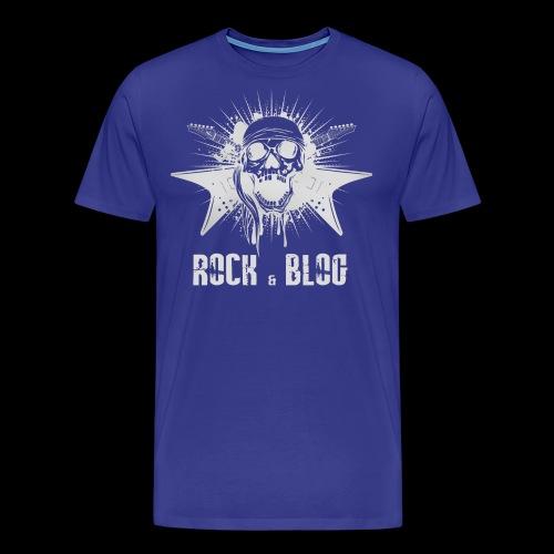 frontal-BN - Camiseta premium hombre