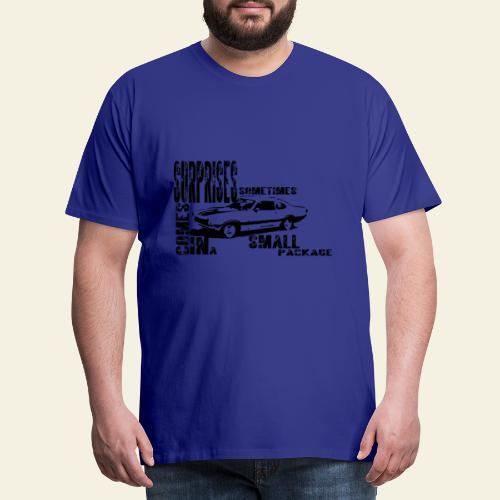 maverick - Herre premium T-shirt