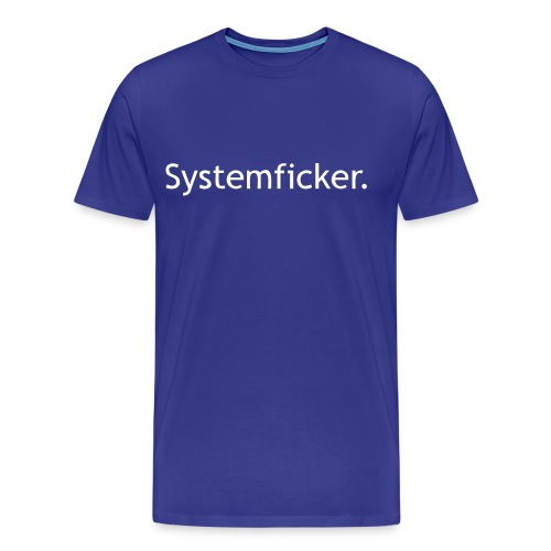 sstmfckr - Männer Premium T-Shirt