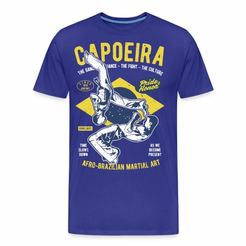 Capoeira - Männer Premium T-Shirt