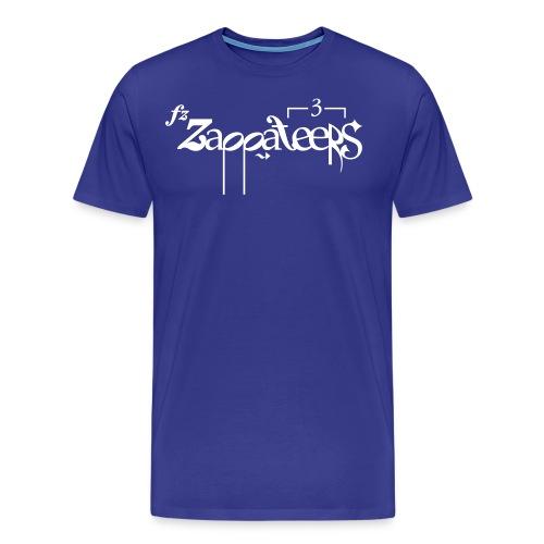 ZT Logo - Men's Premium T-Shirt