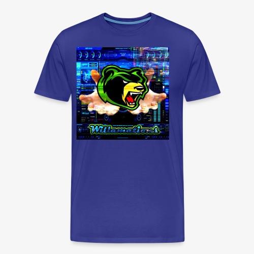 Willamations GeZy logo - Men's Premium T-Shirt