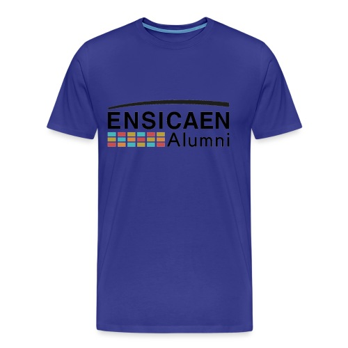 Collection Homme Ensicaen Alumni - T-shirt Premium Homme