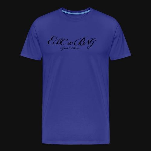 EBC x BNG 1st collab - Men's Premium T-Shirt