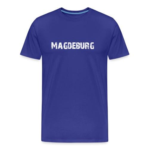 Zombi City - Männer Premium T-Shirt