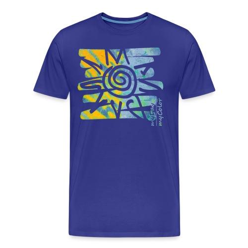 SunRise - Männer Premium T-Shirt
