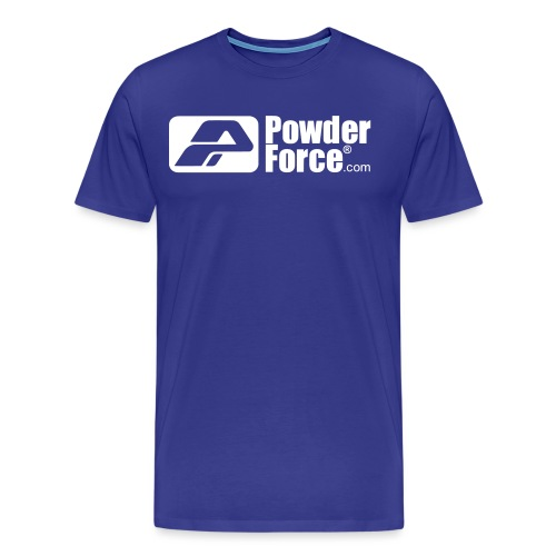 new logo - Männer Premium T-Shirt