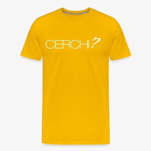 cerchi - Men's Premium T-Shirt