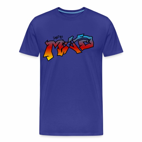 Life Is MAD CGI Makeover TM collaboration - Men's Premium T-Shirt