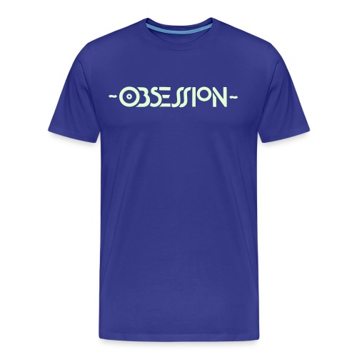 Obsession Logo - Men's Premium T-Shirt