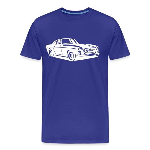 Volvo P1800 The Saint - Männer Premium T-Shirt