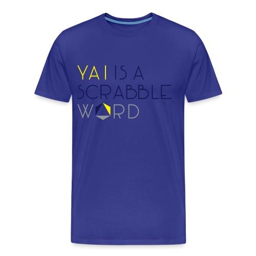 YAI Girls - Men's Premium T-Shirt