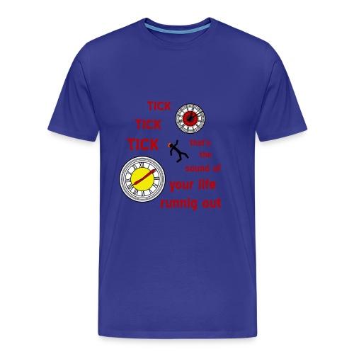 Dexter tick tick tick - Camiseta premium hombre