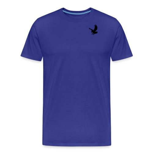 Black Eagle - T-shirt Premium Homme