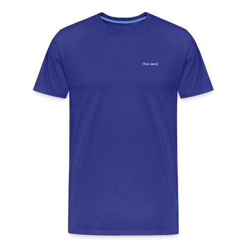Schaftsubse - Männer Premium T-Shirt