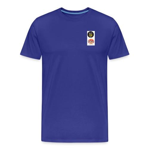 be fit und Citysport Logo - Camiseta premium hombre