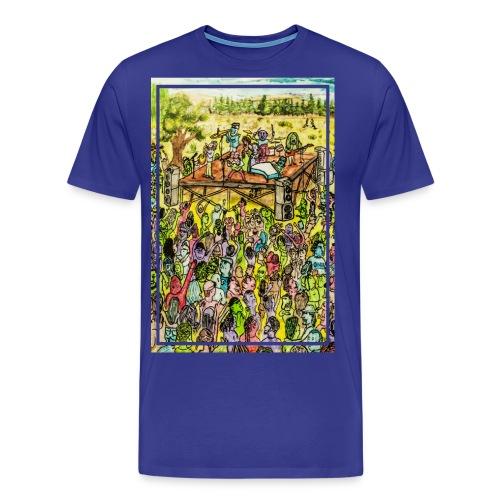 Concierto ecléctico - Camiseta premium hombre