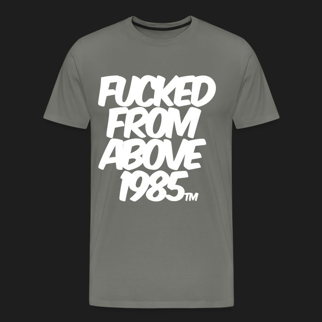 FUCKED FROM ABOVE 1985