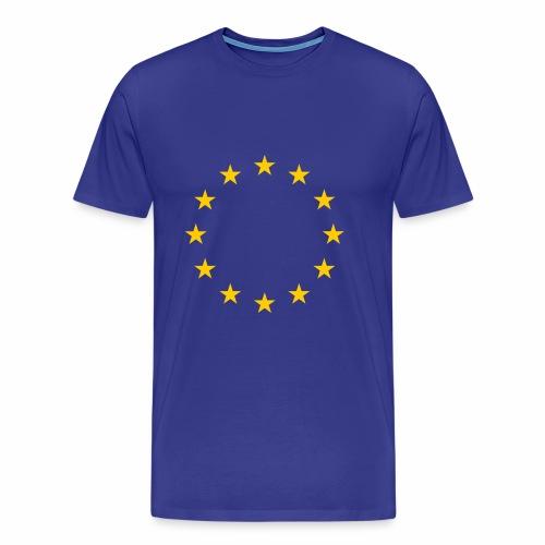 EU flag - Men's Premium T-Shirt