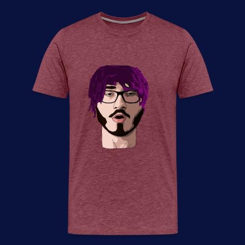 LIL YUNG CDTV (NO TEXT) - Men's Premium T-Shirt