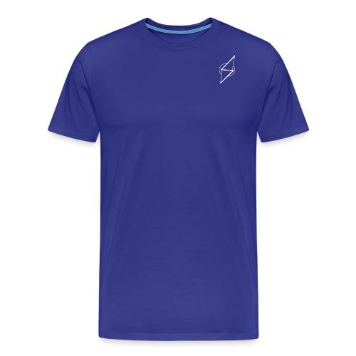 Linkley Thin Logo - Men's Premium T-Shirt