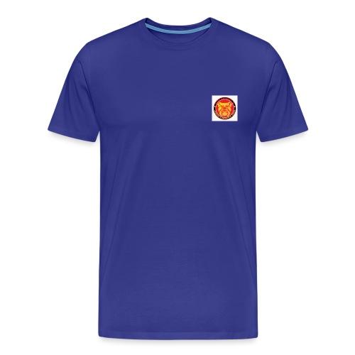 DaveyBoySmithJr bulldog - Men's Premium T-Shirt