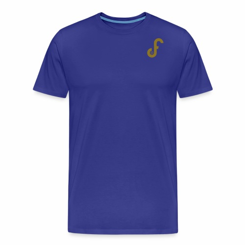 Exclusive FPLJournal Limited Edition in Gold - Men's Premium T-Shirt
