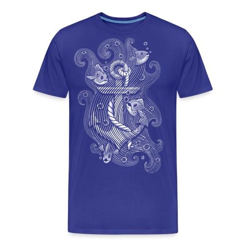 Lost Anchor - Men's Premium T-Shirt