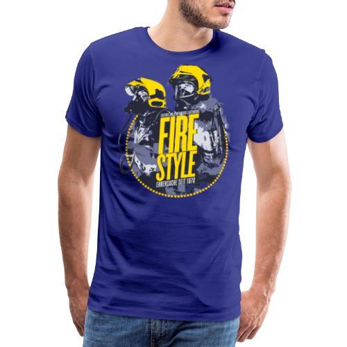 Firestyle 1 - Männer Premium T-Shirt