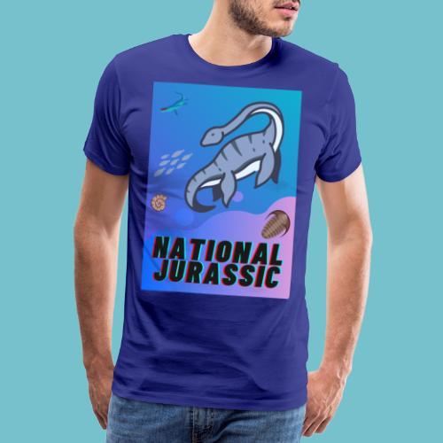 Aquatic Life - Men's Premium T-Shirt