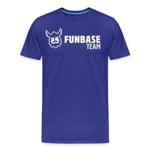 Funbase Board Game Master - Men's Premium T-Shirt