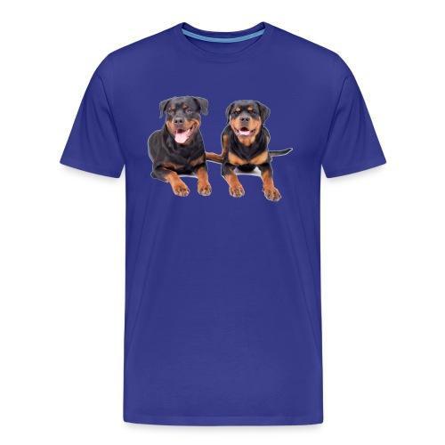 Rottweiler - Koszulka męska Premium