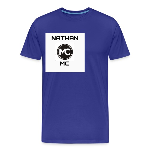 Nathan mc Phonecase - Men's Premium T-Shirt