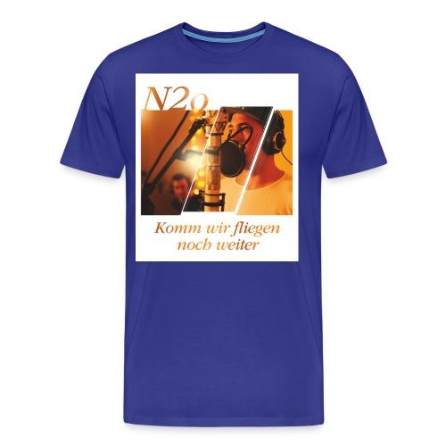 N2o_CoverFliegen - Männer Premium T-Shirt