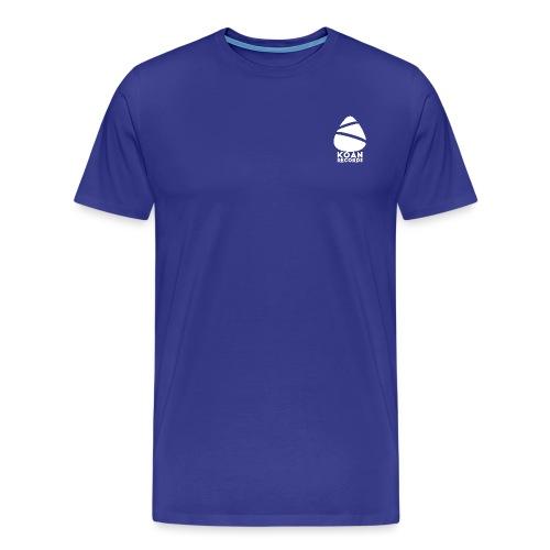 Koan Records team t shirt - Men's Premium T-Shirt