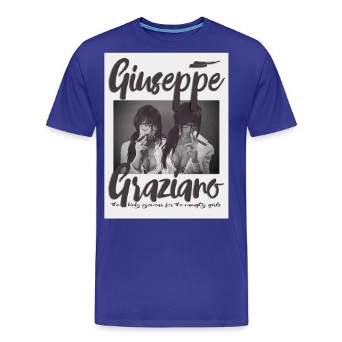 Naughty Girls - Männer Premium T-Shirt