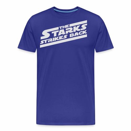 starks white - T-shirt Premium Homme