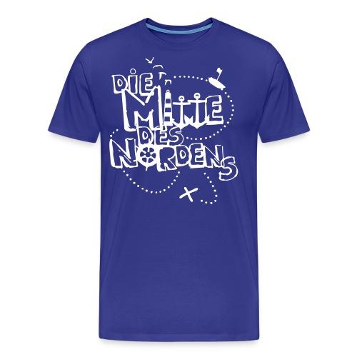 DMDN Logo - Männer Premium T-Shirt