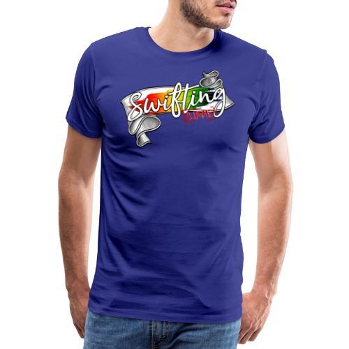 Swifting Live - Männer Premium T-Shirt