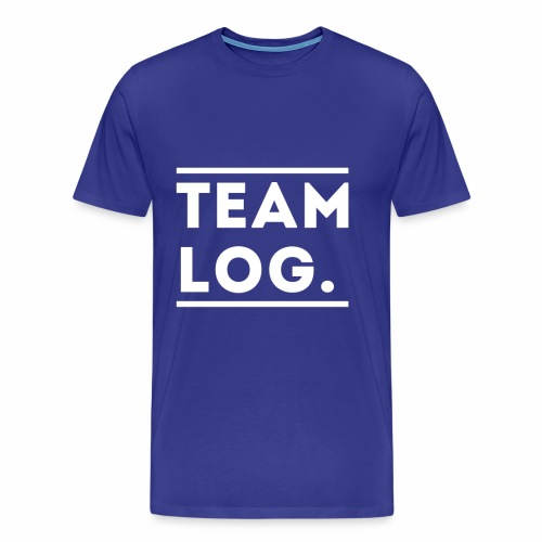 Team Log. - T-shirt Premium Homme