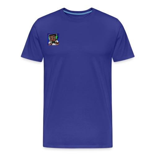 This is the official ItsLarssonOMG merchandise. - Men's Premium T-Shirt