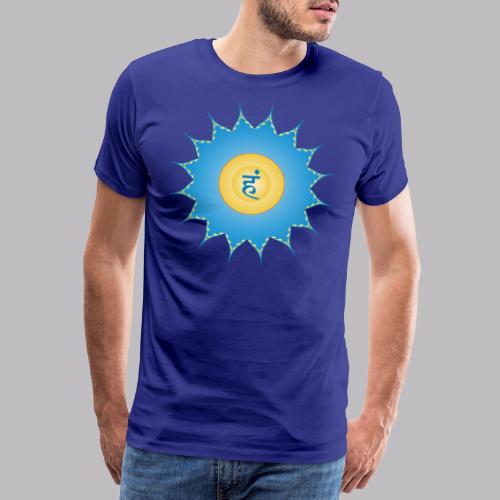 vishudda chakra - Maglietta Premium da uomo