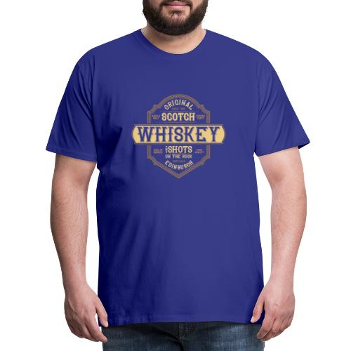 Original whiskey - T-shirt Premium Homme